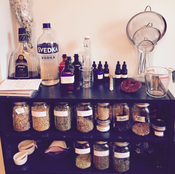 Love, Terese Home Apothecary